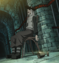 Soul Eater Episode 13 HD - Witch Prison guard drugged