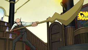 Episode 29 - Ox holding Harvar (Lightning Spear)