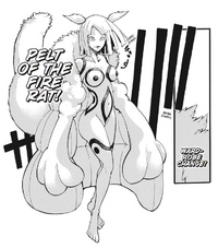 Soul Eater Chapter 93 - Kaguya Pelt Fire Rat Wardrobe Change