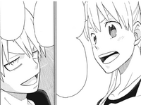 Chapter 36 (NOT!) - Maka inspires Soul
