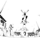 Black☆Star (Manga - Chapter 7) - (1)