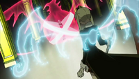 Ragnarok and Maka's Soul