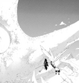 Soul Eater Chapter 100 - Maka and Black Star arrive at the Moon