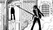 Akane and Traitor