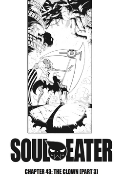 Soul Eater Chapter 43 - Cover