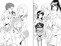 Soul Eater Chapter 62 - Spartoi is formed