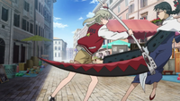 Episode 7 (NOT!) - Maka fights Eternal Feather