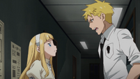 Soul Eater NOT Episode 10 HD - Clay demands Anya leave