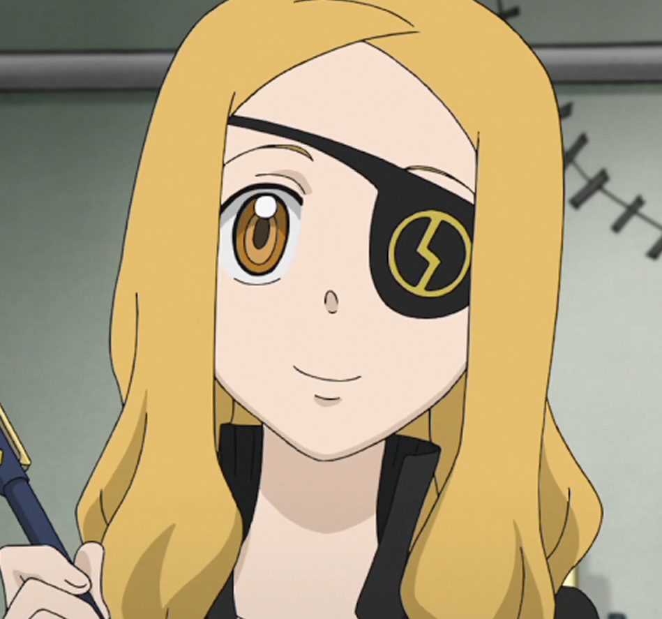 Marie Mjolnir Soul Eater Wiki Fandom Powered By Wikia