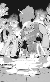 Soul Eater Chapter 24 - Oldest Golem emerges
