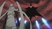 Soul Eater Episode 24 HD - Death faces Asura 2