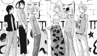 Chapter 23 - Kid, Tsubaki, Black Star, Patty, Soul and Maka