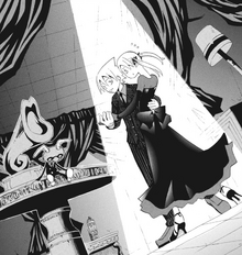 Soul Eater Chapter 18 - Soul and Maka dance