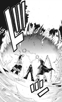 Soul Eater Chapter 33 - Soul Wavelength Synchronization