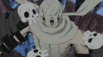 Soul Eater Episode 24 HD - Death's seals contain Asura