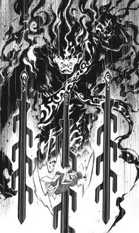 Black Star God-Slaying Attack 002