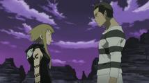 Soul Eater Episode 13 HD - Free and Medusa talk