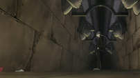 Soul Eater Episode 3 HD - Kid skates through Pyramid