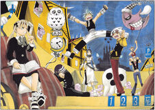 Atsushi Ohkubo Artwork - (2)