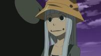 Soul Eater Episode 24 HD - Eruka reflects on Medusa 2