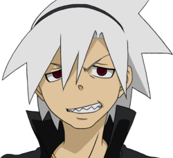 Soul Eater rostro