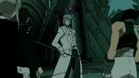 Episode 19 - Stein holding Spirit (no scythe blade form)