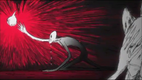 Creation of the Demon Sword and Kishin