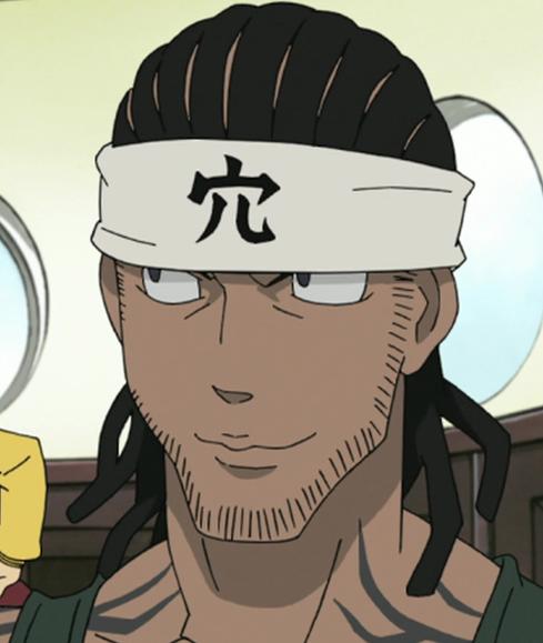 Sid Barrett Anime Soul Eater Wiki Fandom