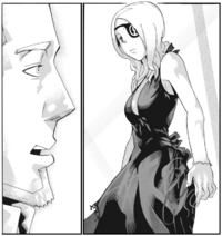 Soul Eater Chapter 38 - Joe and Marie reunite