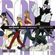 Soul Eater Original Soundtrack 2