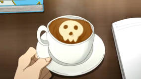 Deathbucks cup of joe