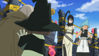 Soul Eater Episode 2 HD - Black Star gives up