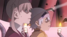 Soul Eater Episode 13 HD - Stein instructs Maka and Soul Evans