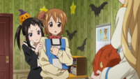 Soul Eater NOT Episode 10 HD - Tsugumi and Meme are creeped out