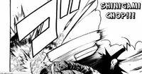 Shinigami Chop(Manga)