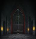 Soul Eater Episode 38 - Buttataki at DWMA Secret Vault