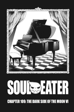 Soul Eater Chapter 109 - Cover