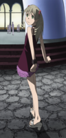 Soul Eater Episode 18 SD - Maka at party