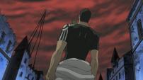 Soul Eater Episode 24 HD - Free and Eruka observe Asura