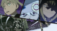 Soul Eater Episode 13 HD - Free's battle begins
