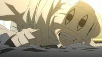 Soul Eater Episode 24 HD - Death Block pins Asura 2