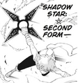 "Shadow☆Star Second Form: ""Leaf of the Moonlit Night"""
