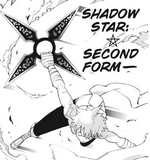 Shadow Star Second Form - Leaf of the Moonlit Night