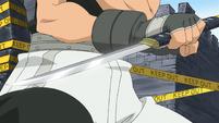 Soul Eater Episode 2 HD - Tsubaki Ninja Sword Mode