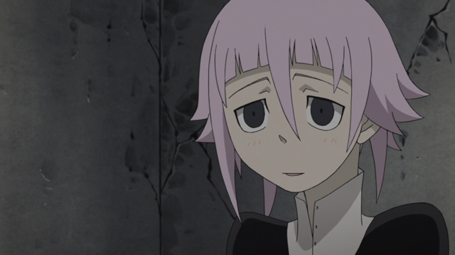 File:Soul Eater Episode 31 HD - Crona remembers meeting Maka 1.png