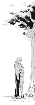 Soul Eater Chapter 40 - Stein comforts Marie