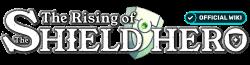 Rising Shield Hero wordmark
