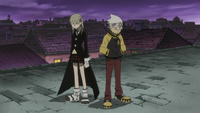 Episode 7 - Maka and Soul ponder on their next task as she senses disappearing Soul Responses