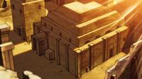 Soul Eater Episode 16 - Medusa's lab