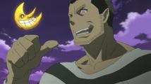 Soul Eater Episode 13 HD - Free and Medusa talk (3)